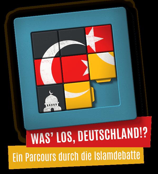 Logo Was los Deutschland