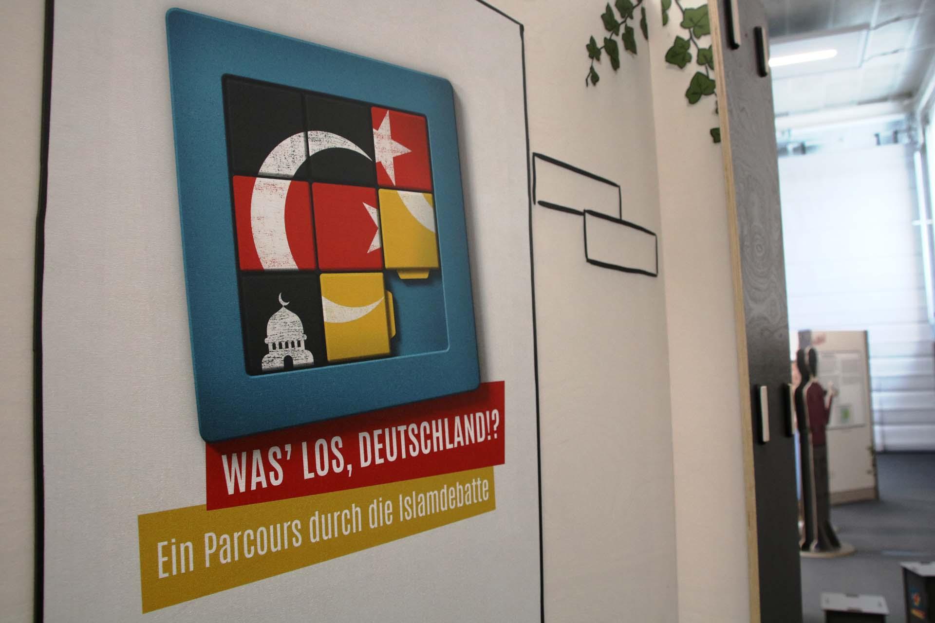 Logo Wand