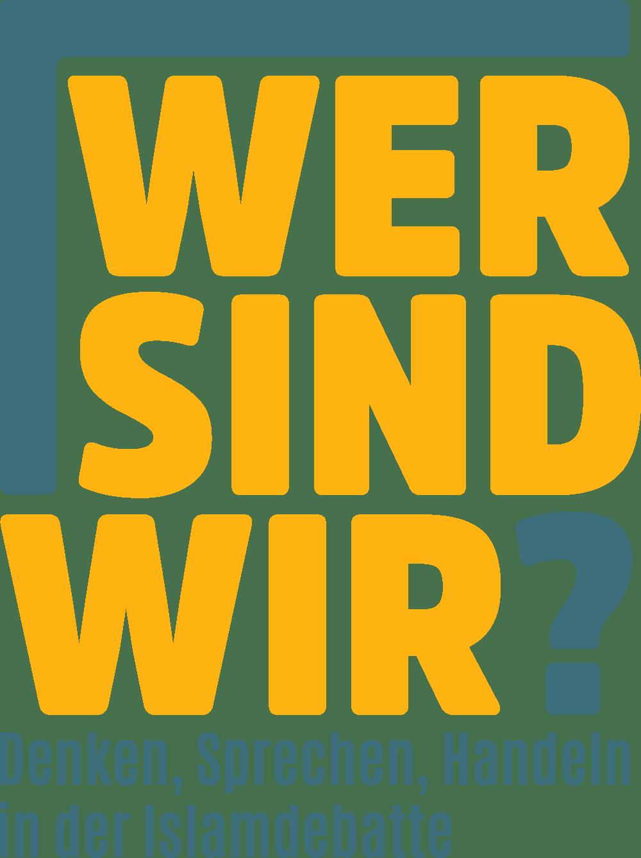 Logo Wer sind wir
